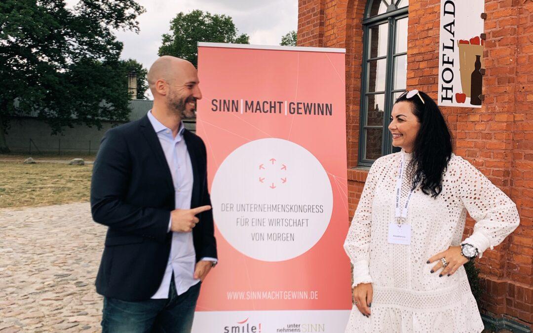 SINN MACHT GEWINN – Rechtsanwalt Dr. Pichler als Speaker beim Unternehmerkongress